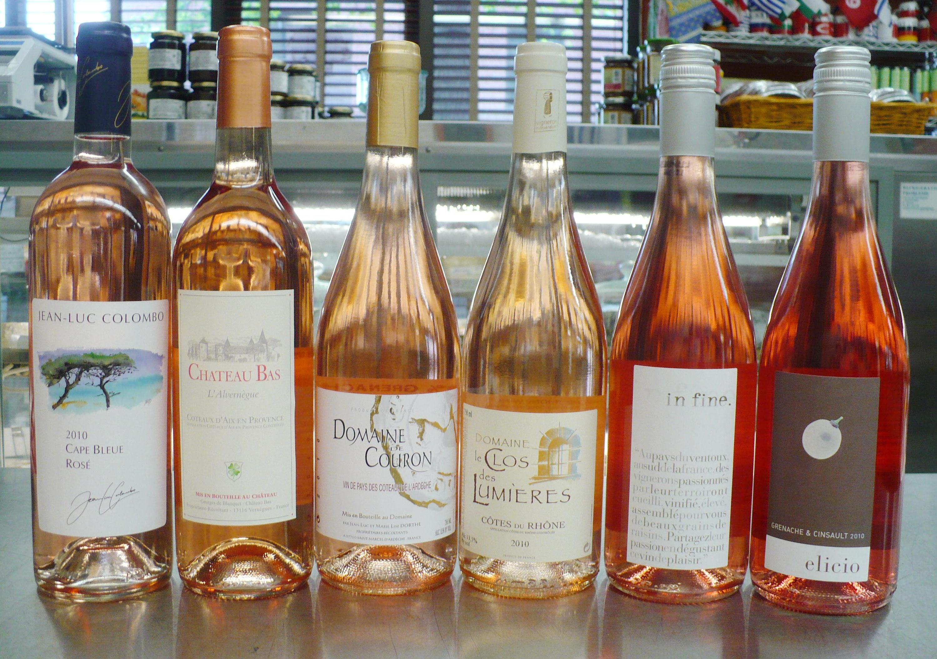 Provence Wines «Paris Grocery in Seattle Paris Grocery in Seattle
