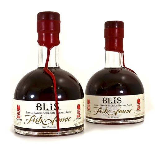 Bourbon Barrel-Aged Fish Sauce